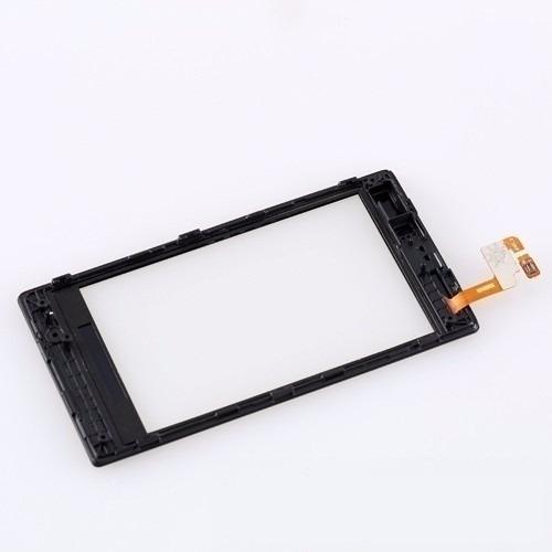 tela touch screen nokia lumia 520 n520 520.2 n520.2 c/ aro