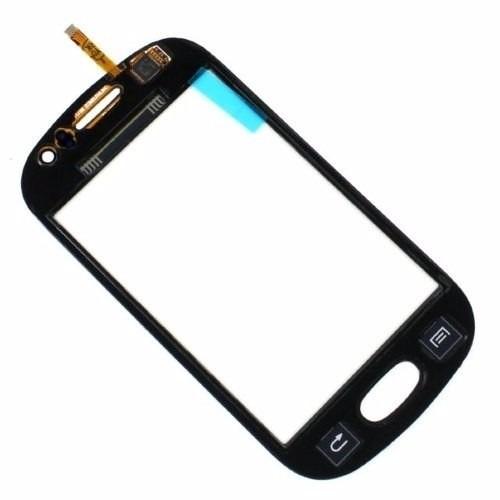 tela touch screen samsung s6810 s6812 galaxy fame preto