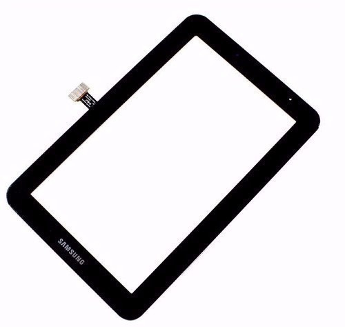 tela touch screen tablet p3100 samsung galaxy tab 2 - 7''
