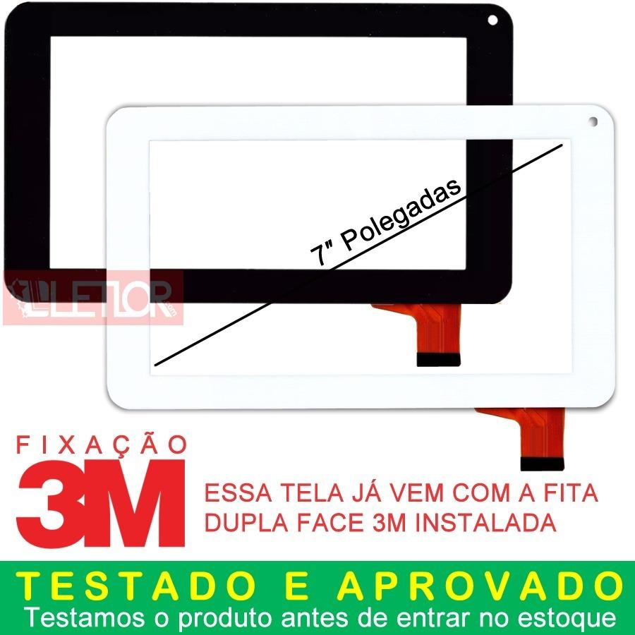 10cd9b359 tela touch tablet cce motion first tab ts72 pronta entrega. Carregando zoom.