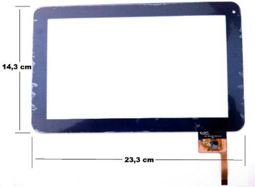 tela touch tablet cce motion hold tr91 tr 91 9 polegadas