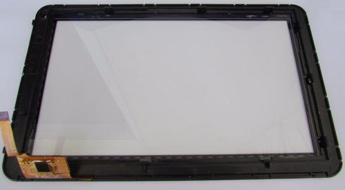 tela touch tablet cce motion tab tr91 usada