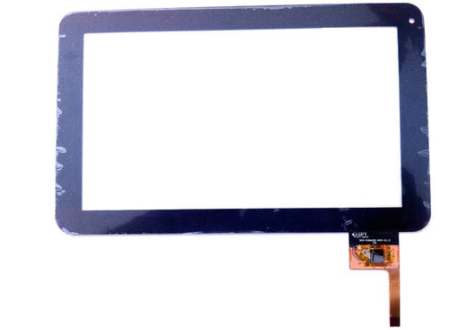 tela touch tablet cce t935 tr91 e foston m988 9 pol + cola