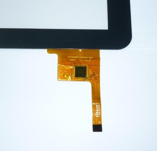 tela touch tablet cce tr91 tr 91 9 polegadas novo