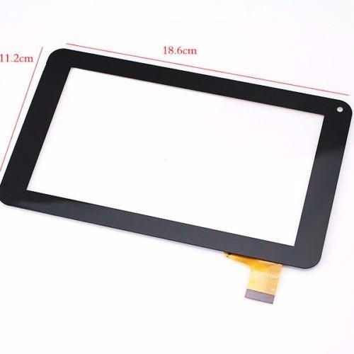 tela touch tablet dl e-color tp271 bra 7 polegadas original