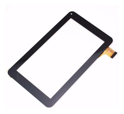 tela touch tablet izu tp102 connect easy preto 7 pol