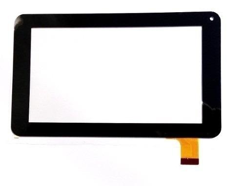 tela touch tablet tb52 lenoxx info 7 polegadas original