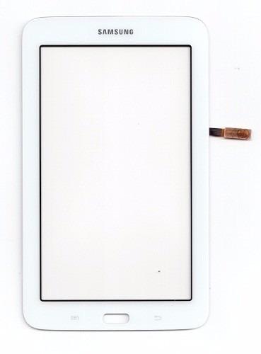 tela touch vidro tablet samsung galaxy tab 3 sm-t110 branco