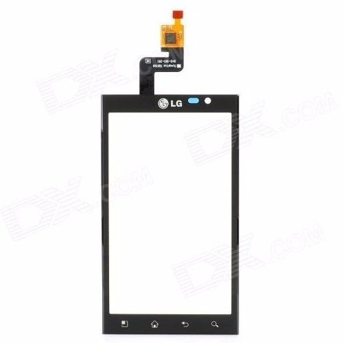 tela touchscreen lg optimus 3d p920 - original -pode retirar