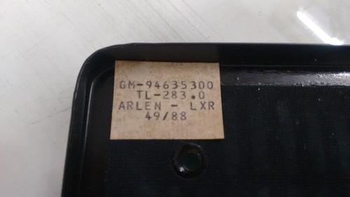 tela traseira auto falante original gm monza classic