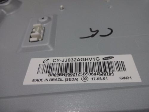 tela  tv samsung un32j4000agxzd bn95-02125b nova de fabrica