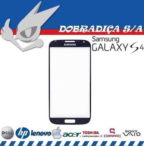 tela vidro lente lcd touch samsung galaxy s4 i9500 i9505 azu