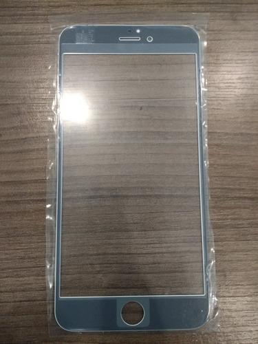 tela vidro lente s/ touch iphone 6, 6s ! pronta entrega(kit)