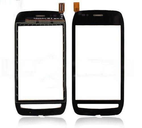 tela vidro lente touch screen nokia lumia 710 n710 preto rj