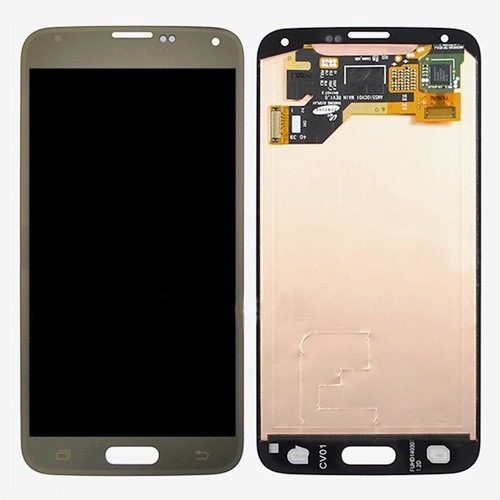 tela vidro touch display lcd galaxy s5 g900m i9600 arfe51088