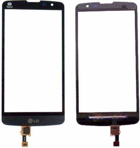 tela vidro touch lg l prime dual d337 d331 d335 c / tv preto