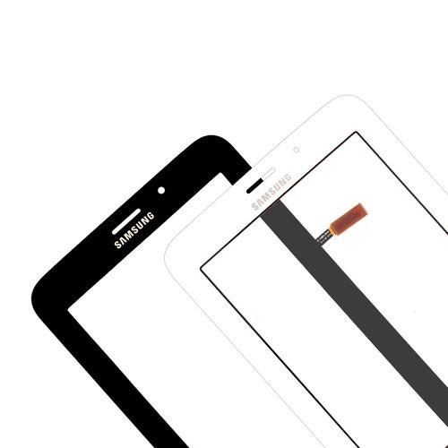 tela vidro touch samsung galaxy tab e t113 t116 7' + tool