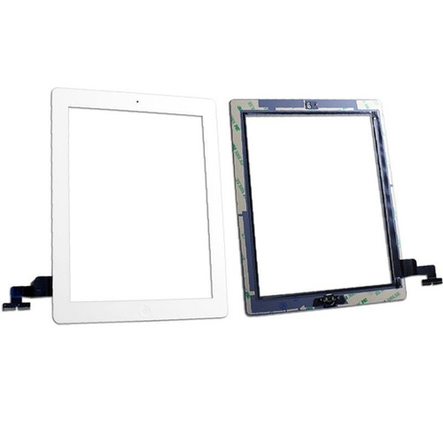 tela vidro touch screen ipad 2 apple  pronta entrega