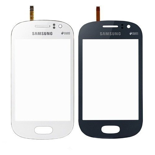 tela vidro touch screen samsung fame s6810 s6812
