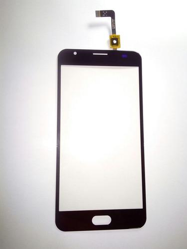 tela vidro touch screen - ulefone power 2 - preto