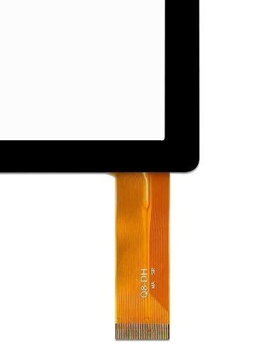 tela vidro touch tablet android bright 0402 + kit ferramenta