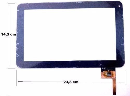 tela vidro touch tablet cce motion tab tr91 t935 original