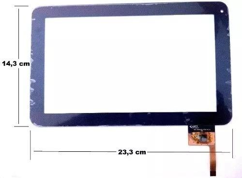 tela vidro touch tablet cce motion tab tr91 tr91 original