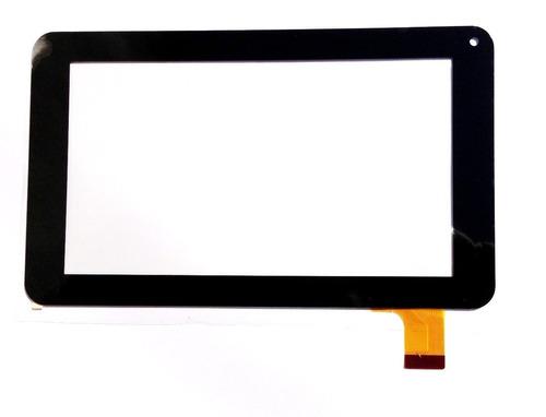 tela vidro touch tablet dl i-style i style 7 polegadas +cola