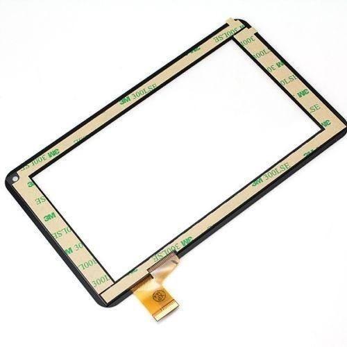 tela vidro touch tablet dl lcd075 86vs 7 pol - tc0084