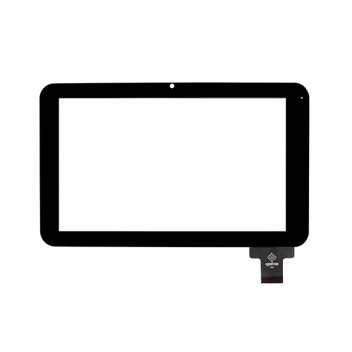 tela vidro touch tablet genesis gt 7204 gt 7240 7 preto