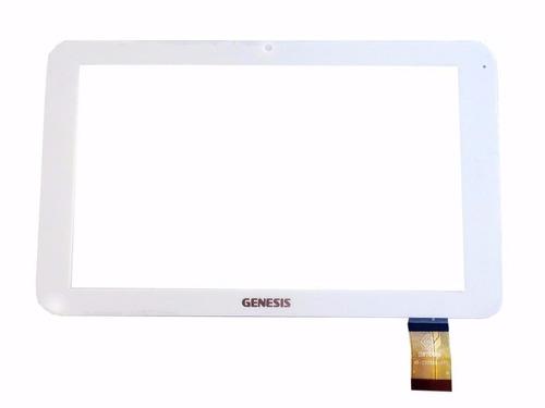 tela vidro touch tablet genesis gt 7301 gt-7301 7 polegadas