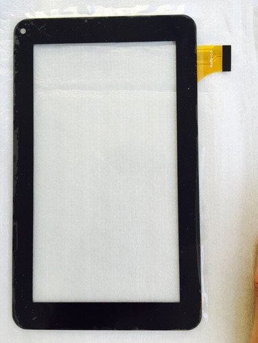 tela vidro touch tablet hyundai hdt 7223 dual cor android