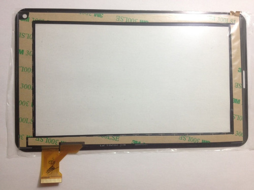 tela vidro touch tablet powerpack pmd-7308 p/ entrega rj