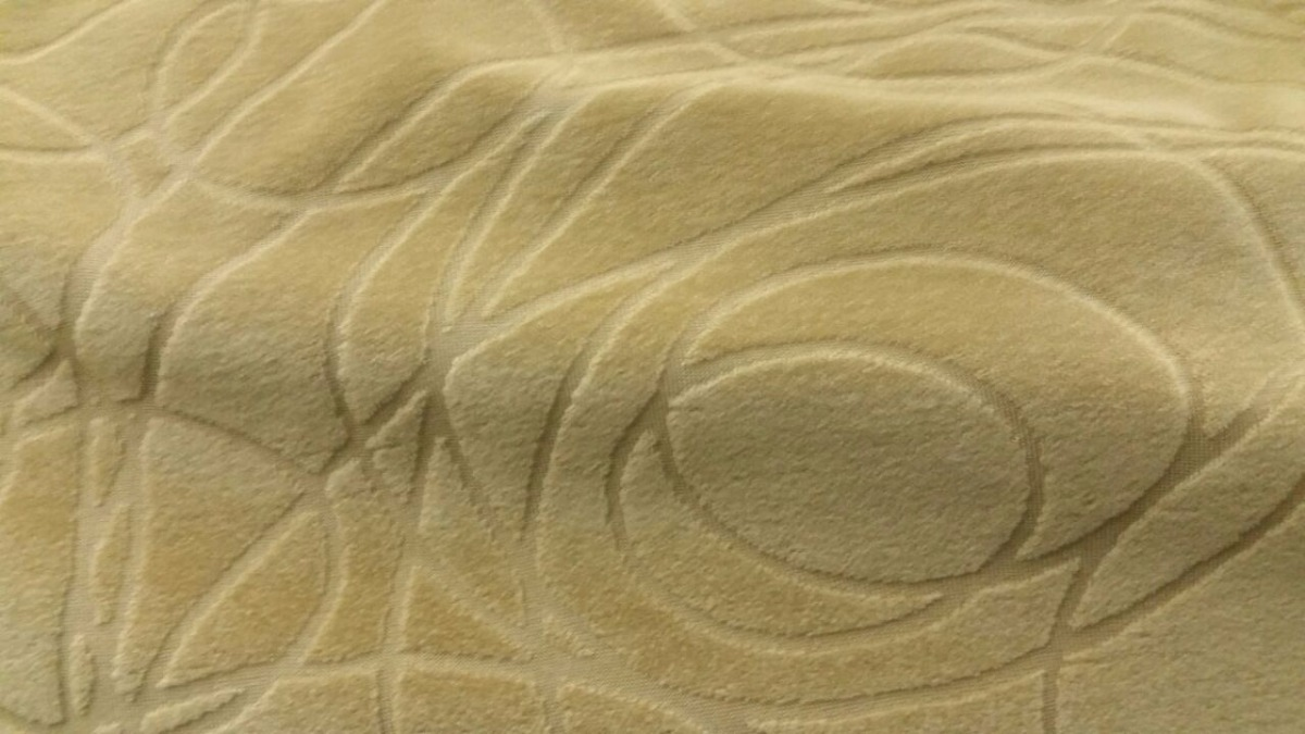 Tela X Metros Para Tapicer A Muebles Dorados 24 900 En Mercado  # Muebles Dorados