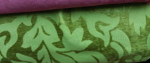 Tela X Metros Tapiceria Muebles Diseno Tonos Verde Azules 23900 - Tonos-verde