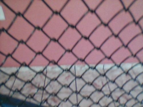 telas de alambrados revestido