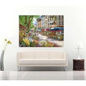 8318c333a Pintura Em Tela Cidades no Mercado Livre Brasil