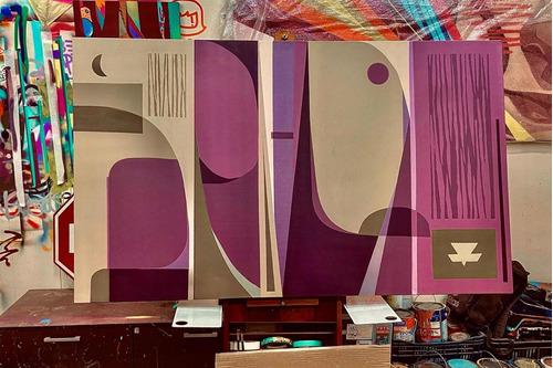 telas, graffiti,murais e arte