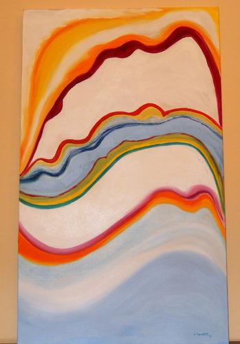 telas pintura  100cm x 60cm