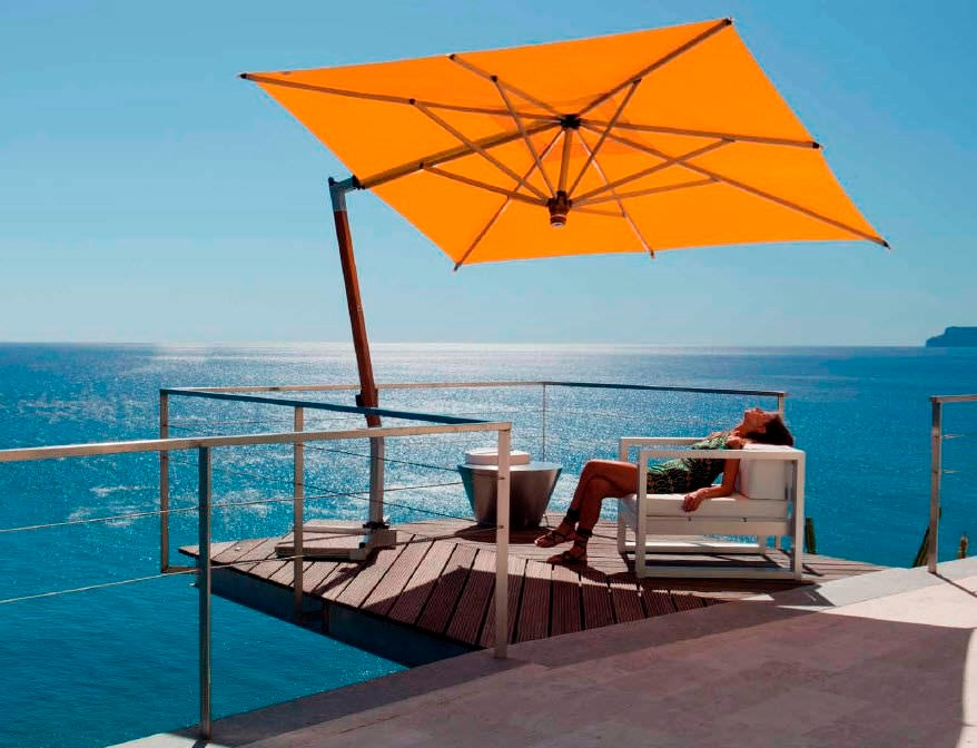 Telas sunbrella para tapiceria y cojines de exterior for Telas de exterior