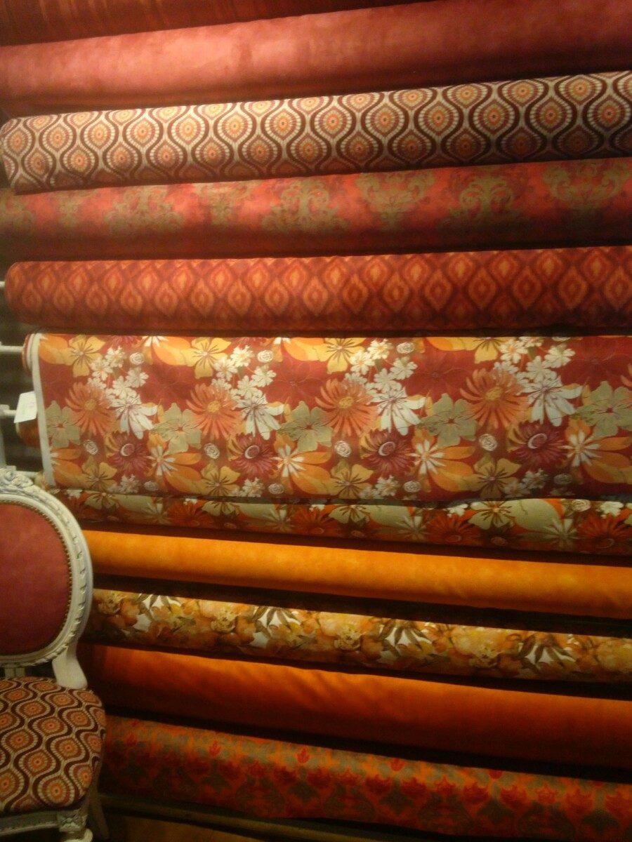 Telas tapiceria sillas ideas de disenos for Telas para sillones
