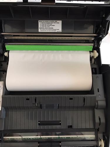 tele - fax panasonic kx-f700, bem conservado e funcionando!