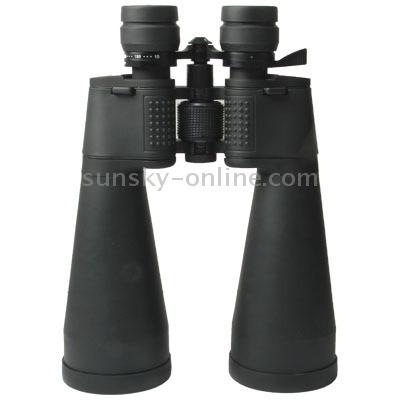 tele prismatico para mochilero senderismo negro