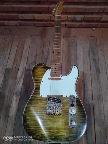 Telecaster N Fender Rk Warmoth