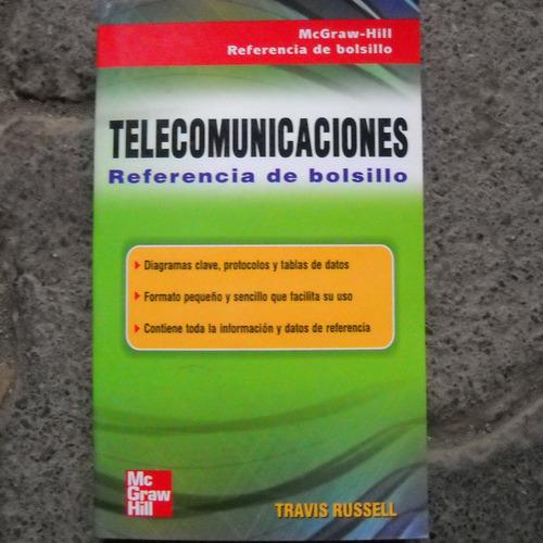 telecomunicaciones, referencia de bolsillo, travis russell,