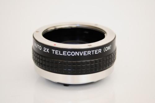 teleconverter 2x olympus om