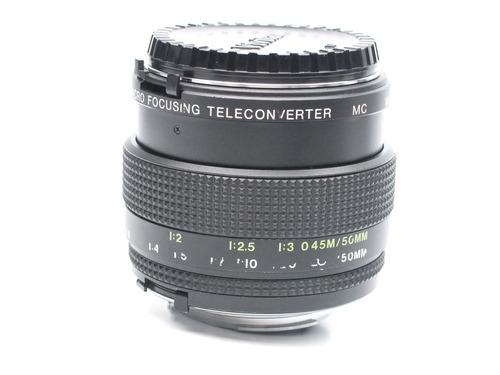 teleconvertidor 2x md vivitar -usado-  efe9