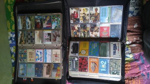 telefônico coleção cartões