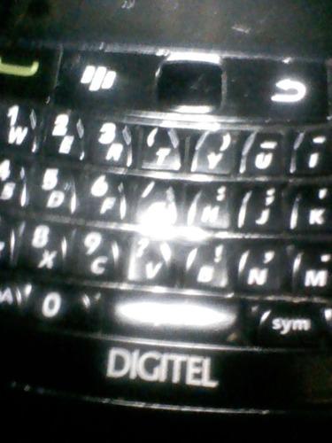 telefon blacberry bold   para  repuesto  usado
