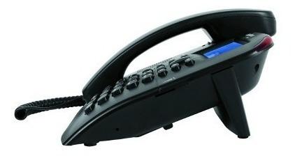 telefone c identificador  intelbras tc 60 para telemensagem